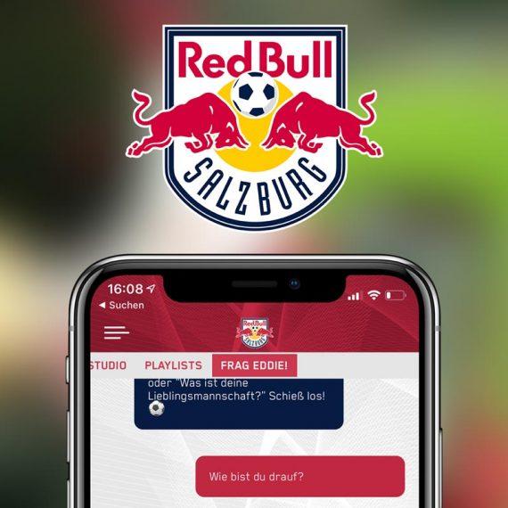 FC Red Bull Salzburg - Chatbot